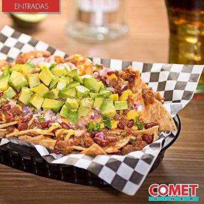 Comet Diner Miraflores - foto 7