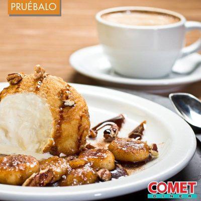 Comet Diner Miraflores - foto 4