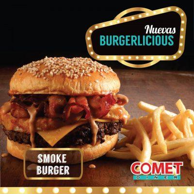 Comet Diner Miraflores - foto 1