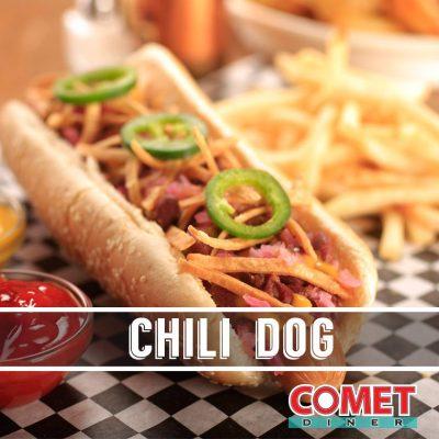 Comet Diner Oakland - foto 1