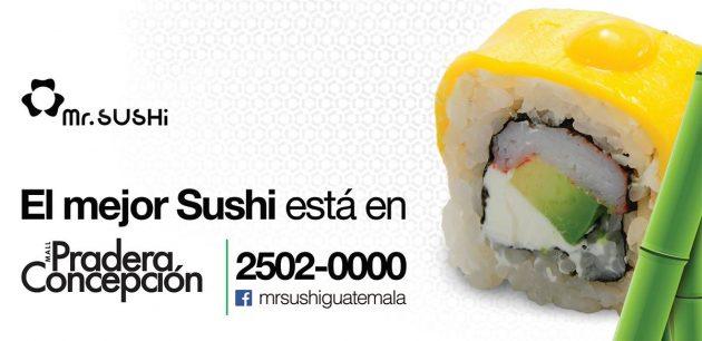 Mr. Sushi Pradera Concepción - foto 5