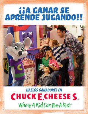 Chuck E. Cheese's - foto 1