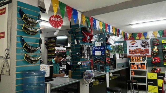 Motoshop VRC Puerto San José - foto 3