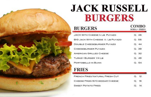 Jack Russell Burgers - foto 1