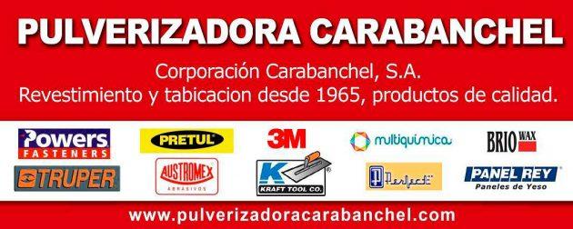Pulverizadora Carabanchel Zona 11 - foto 1