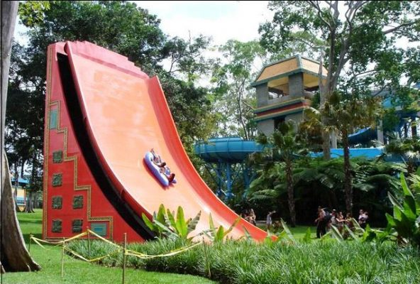 Parque Acuático Xocomil - foto 1