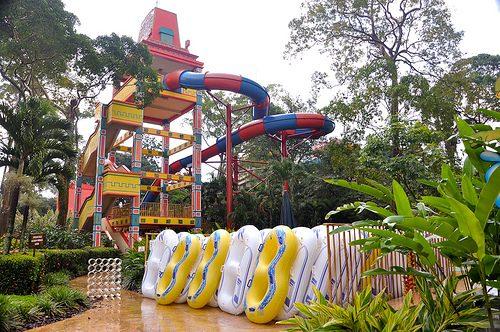 Parque Acuático Xocomil - foto 2
