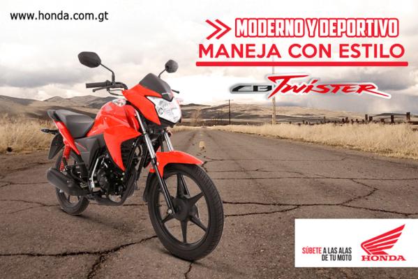 Motos Honda Puerto Barrios - foto 4