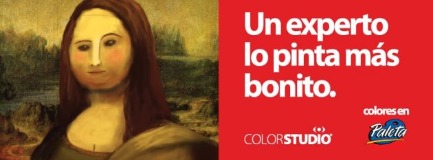 Pinturas Paleta El Frutal - foto 2