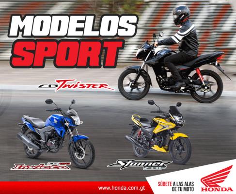 Motos Honda Puerto San José - foto 5