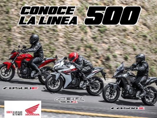 Motos Honda San Benito - foto 1