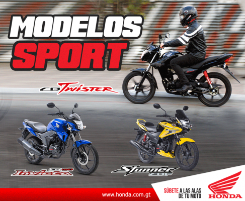 Motos Honda Tecún Umán - foto 3