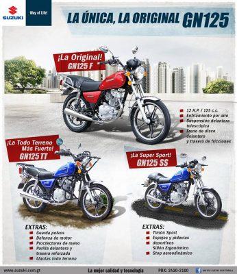 Motos Suzuki Petapa - foto 3