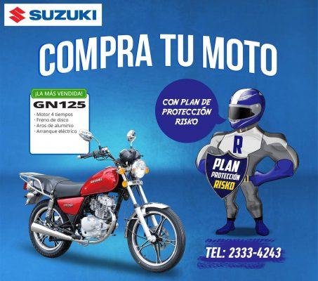 Motos Suzuki Petapa - foto 2