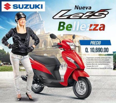 Motos Suzuki San Luis Petén - foto 1