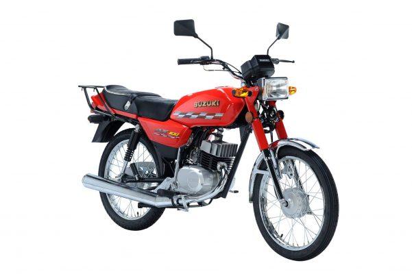 Motos Suzuki Ciudad Vieja - foto 5