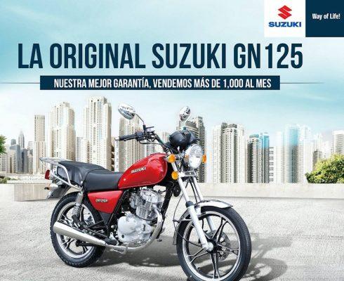 Motos Suzuki Ciudad Vieja - foto 3