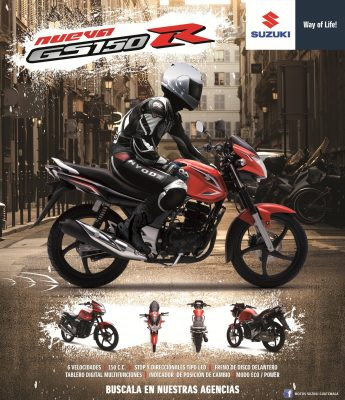 Motos Suzuki Santa Cruz del Quiché - foto 1