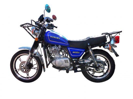 Motos Suzuki Izabal - foto 4
