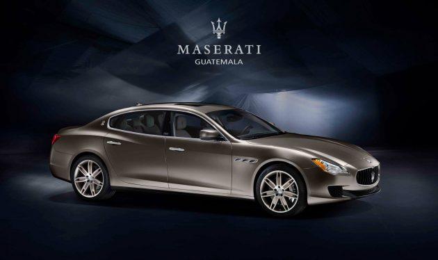 Maserati Guatemala Muxbal - foto 3