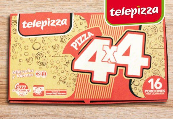 Telepizza Zona 9 - foto 1
