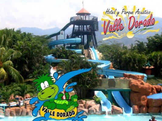 Parque Acuático Valle Dorado - foto 3