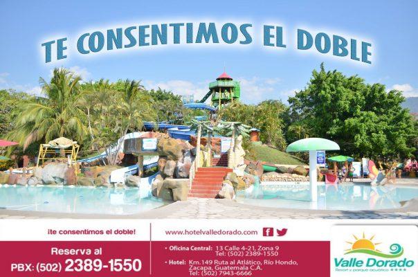 Parque Acuático Valle Dorado - foto 2
