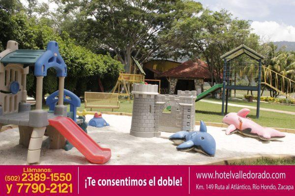 Parque Acuático Valle Dorado - foto 4
