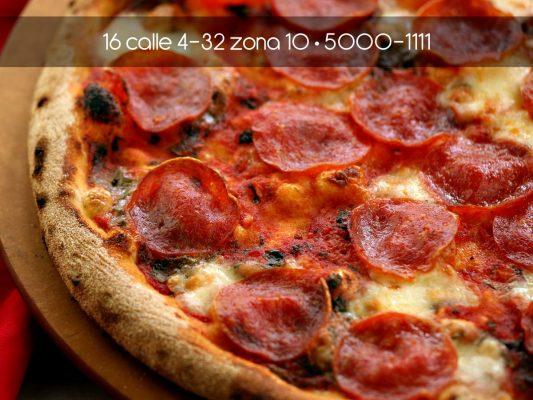 La Fattoria Pizzería - foto 5
