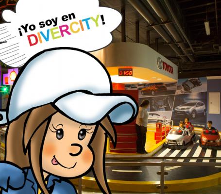 Divercity - foto 1