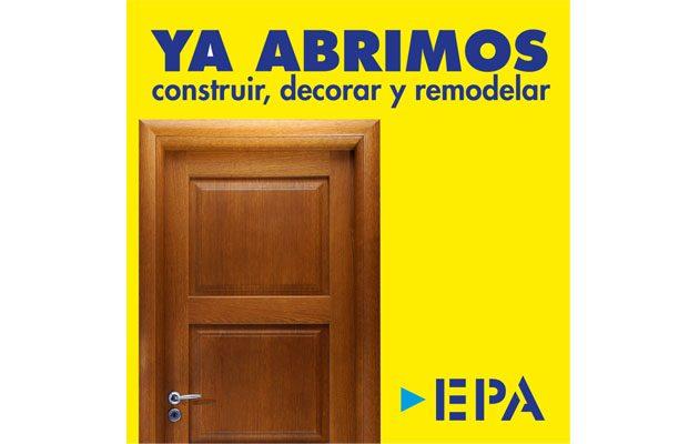 Epa roosevelt for Precio de puertas de madera para casas