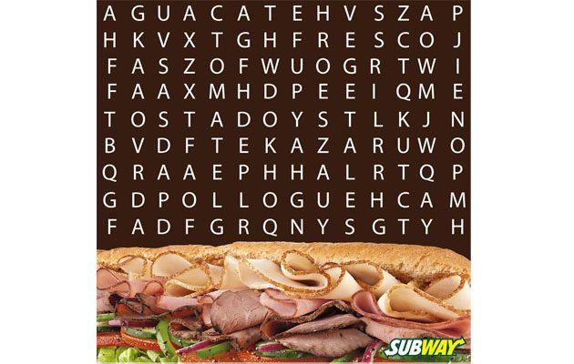 Subway Sixtino - foto 1