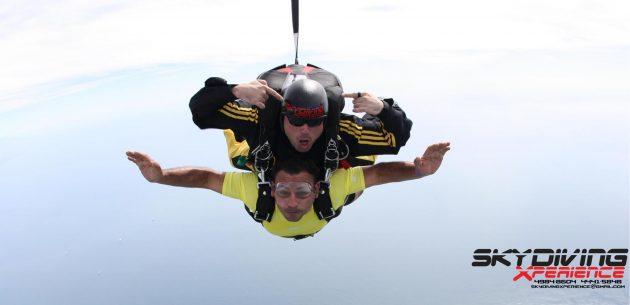 Skydiving Xperience Guatemala - foto 5