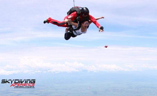 Skydiving Xperience Guatemala - foto 3