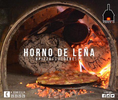 Pizza Vesuvio Los Próceres - foto 1