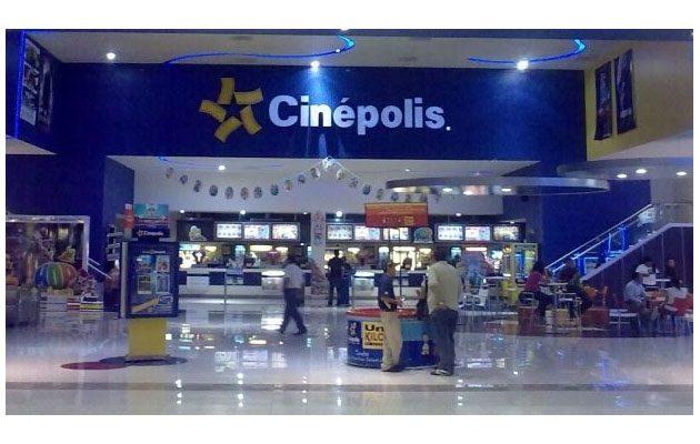 Cinépolis Naranjo Mall - foto 1