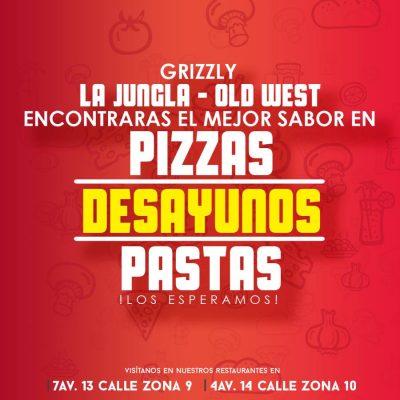 Pizza Grizzly Zona 9 - foto 4