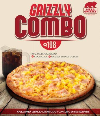 Pizza Grizzly Zona 9 - foto 1