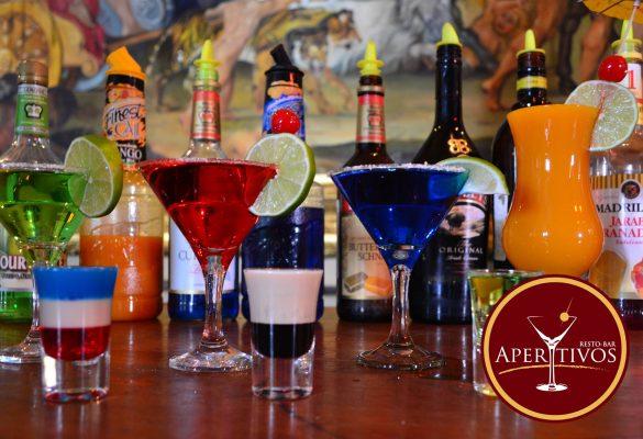 Escuela Profesional de Bartenders Aperitivos Teatro Abril - foto 5