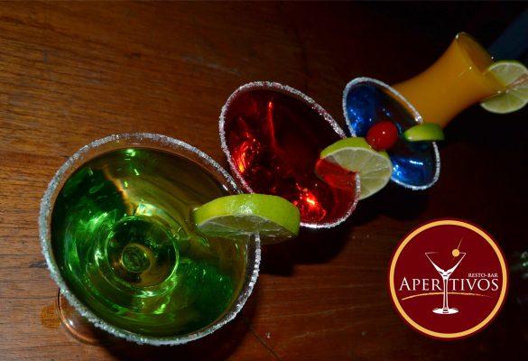 Escuela Profesional de Bartenders Aperitivos Teatro Abril - foto 3