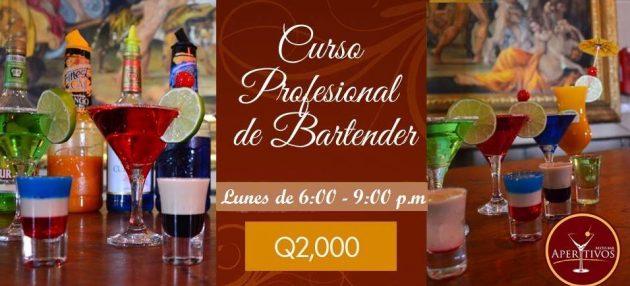 Escuela Profesional de Bartenders Aperitivos Teatro Abril - foto 1