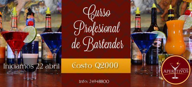 Escuela Profesional de Bartenders Aperitivos Teatro Abril - foto 2
