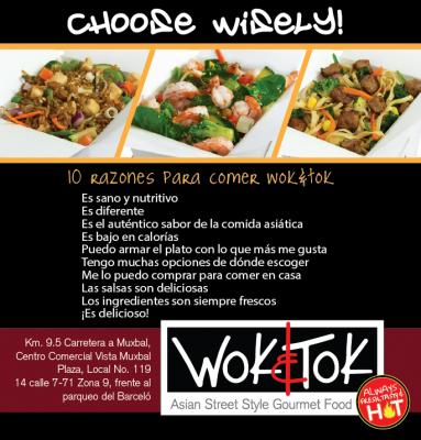 Wok &Tok - foto 3
