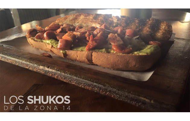 Los Shukos de la Zona 14 - foto 1