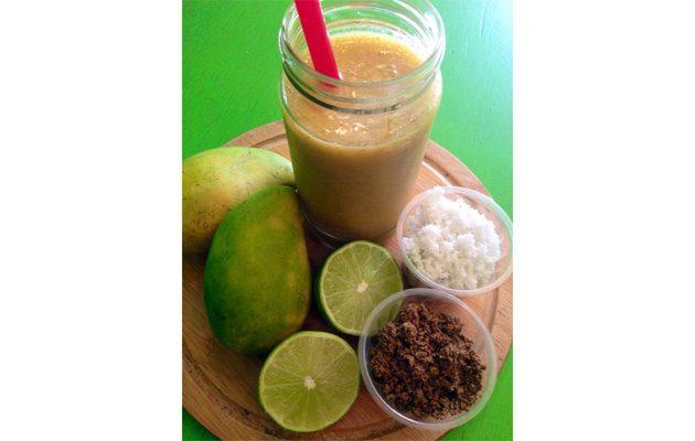 Mango Verde Smoothies - foto 4