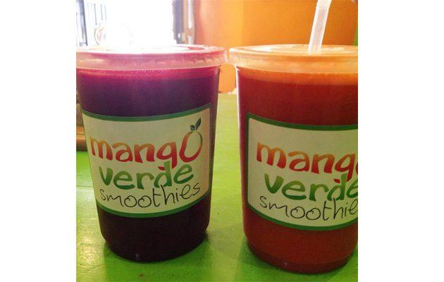 Mango Verde Smoothies - foto 3