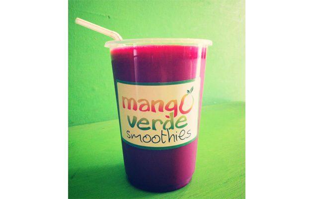 Mango Verde Smoothies - foto 2