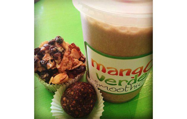 Mango Verde Smoothies - foto 1