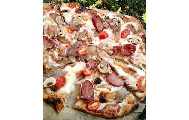 Pizza Gourmet Chistophe - foto 1