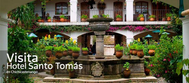 Hotel Santo Tomás - foto 2